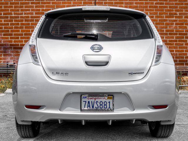 2013 Nissan LEAF SV Burbank, CA 3