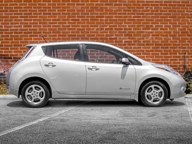 2013 Nissan LEAF SV Burbank, CA 4