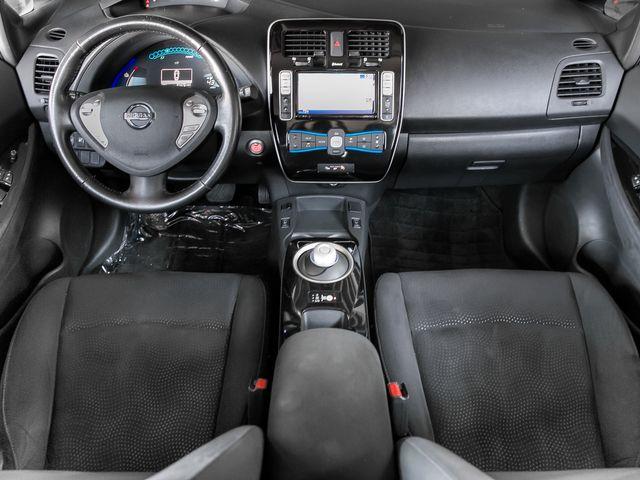2013 Nissan LEAF SV Burbank, CA 8