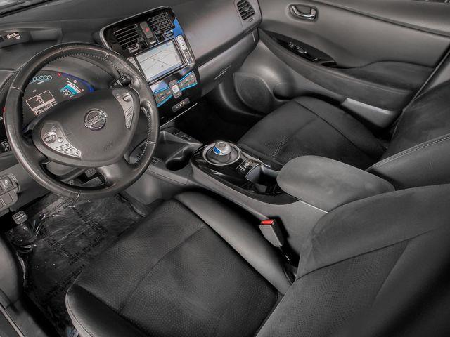 2013 Nissan LEAF SV Burbank, CA 9