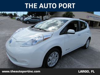 2013 Nissan LEAF S in Clearwater Florida, 33773