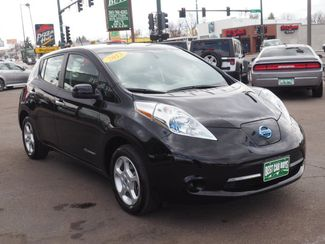2013 Nissan LEAF SV Englewood, CO 2