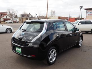 2013 Nissan LEAF SV Englewood, CO 5