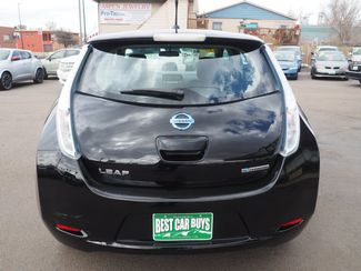 2013 Nissan LEAF SV Englewood, CO 6