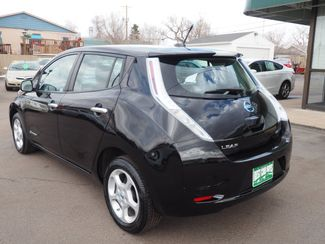 2013 Nissan LEAF SV Englewood, CO 7