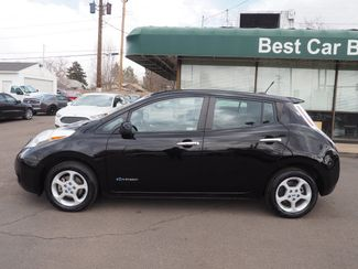 2013 Nissan LEAF SV Englewood, CO 8