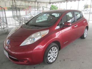 2013 Nissan LEAF S Gardena, California