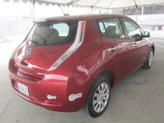 2013 Nissan LEAF S Gardena, California 2