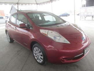 2013 Nissan LEAF S Gardena, California 3