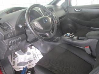 2013 Nissan LEAF S Gardena, California 4