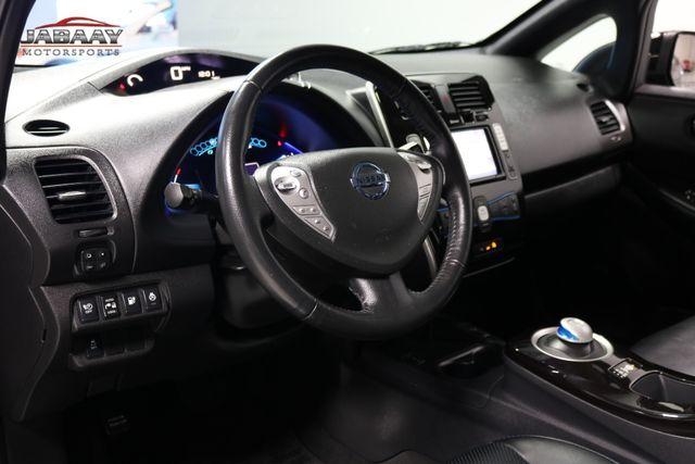 2013 Nissan LEAF SL Merrillville, Indiana 9