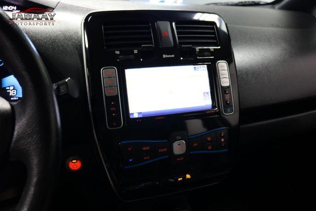 2013 Nissan LEAF SL Merrillville, Indiana 19
