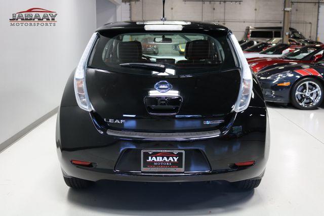 2013 Nissan LEAF SL Merrillville, Indiana 3