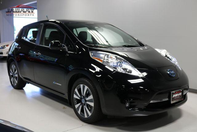 2013 Nissan LEAF SL Merrillville, Indiana 6