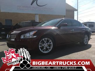 2013 Nissan Maxima in Ardmore OK