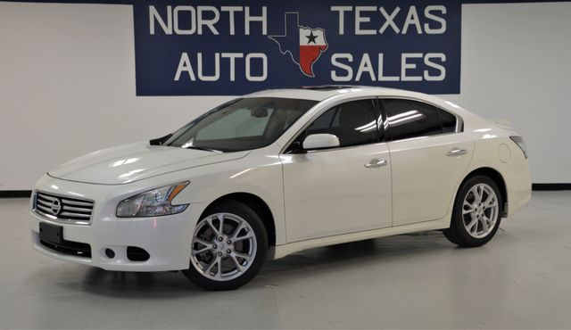 2013 Nissan Maxima 3.5 S 1 OWNER