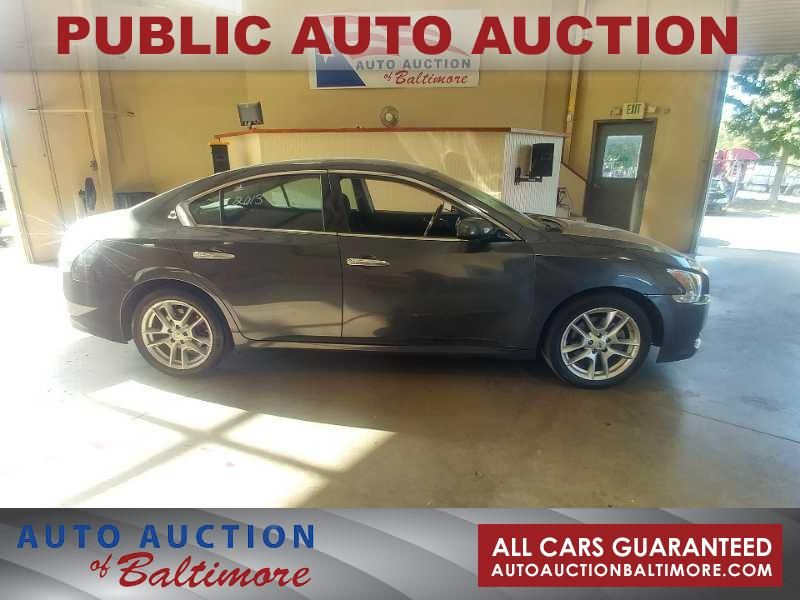 2013 Nissan Maxima 3.5 S | JOPPA, MD | Auto Auction of Baltimore  in JOPPA MD