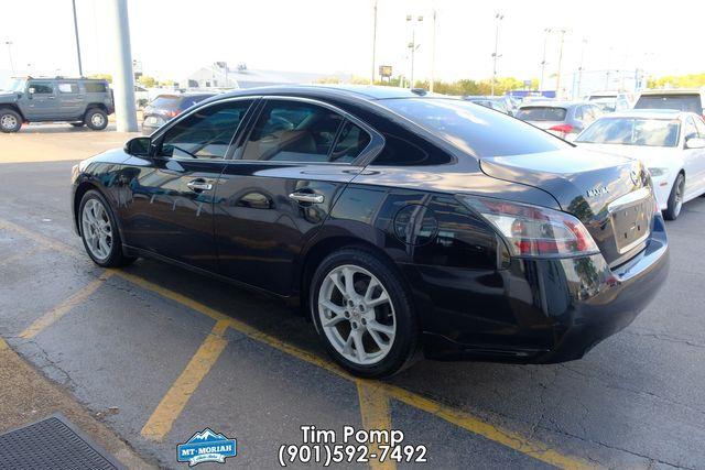 2013 Nissan Maxima 3.5 SV w/Premium Pkg in Memphis, Tennessee 38115