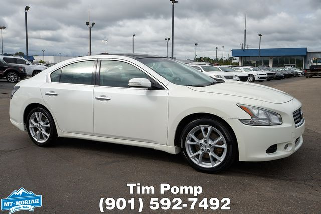 2013 Nissan Maxima SV w/Premium Pkg Pano Roof in Memphis, Tennessee 38115
