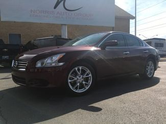 2013 Nissan Maxima 3.5 S  in Oklahoma City OK