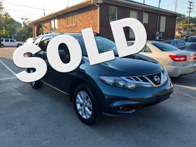 2013 Nissan Murano SL Knoxville , Tennessee