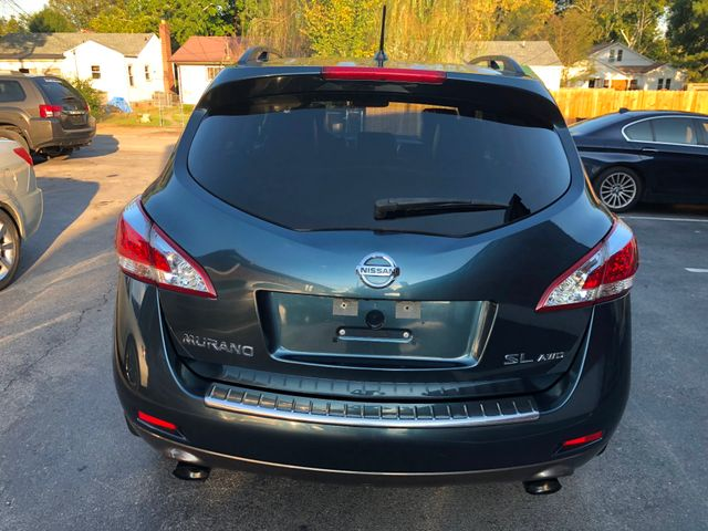 2013 Nissan Murano SL Knoxville , Tennessee 50