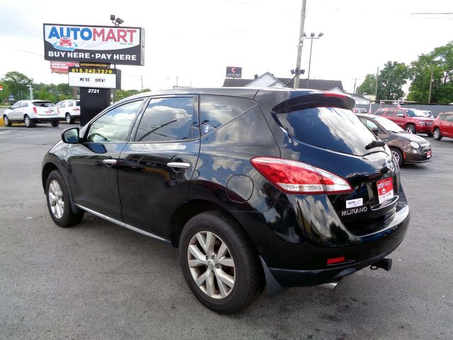 2013 Nissan Murano S in Nashville, Tennessee 37211