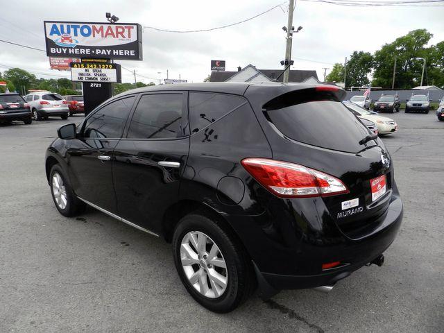 2013 Nissan Murano S in Nashville, Tennessee 37211