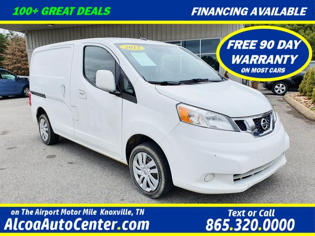 2013 Nissan NV200 SV w/Navigation/Rear View Camera