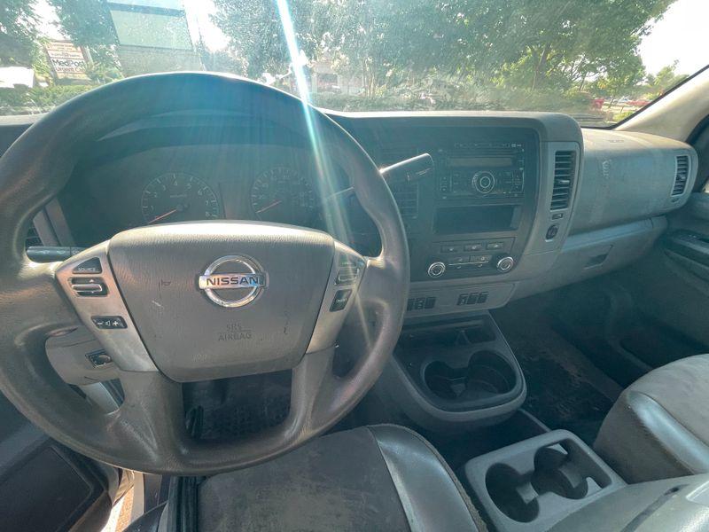 2013 Nissan NV2500HD 5.6L V8, HD SV HIGH ROOF, AUTO TRANS, PWR SEATS in Rowlett, Texas