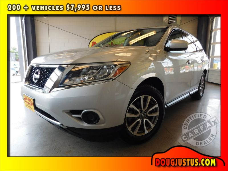 2013 Nissan Pathfinder S  city TN  Doug Justus Auto Center Inc  in Airport Motor Mile ( Metro Knoxville ), TN