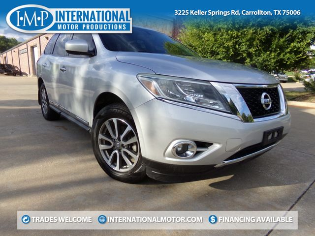 2013 Nissan Pathfinder SL in Carrollton, TX 75006