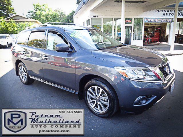 2013 Nissan Pathfinder SV Chico, CA