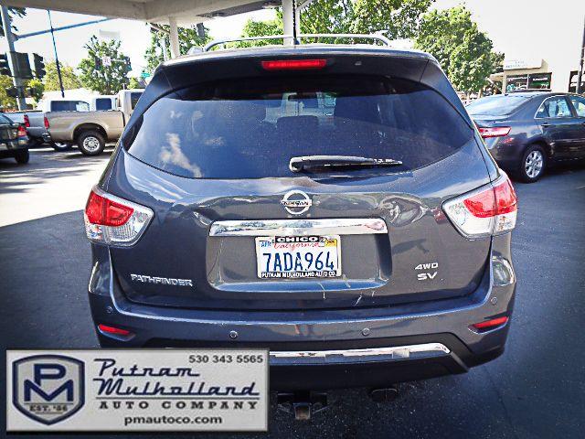 2013 Nissan Pathfinder SV Chico, CA 5