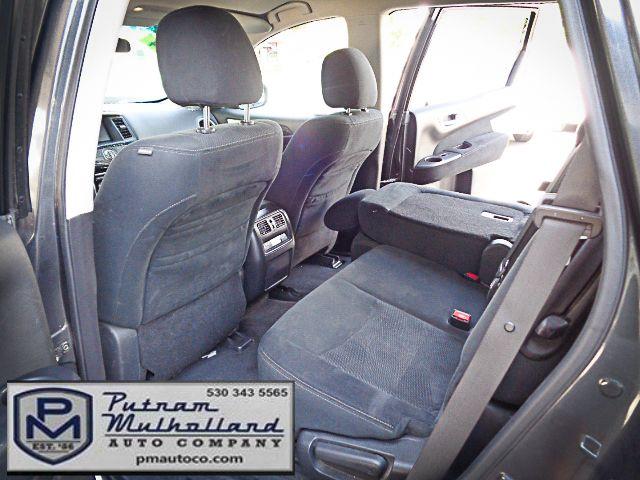 2013 Nissan Pathfinder SV Chico, CA 9