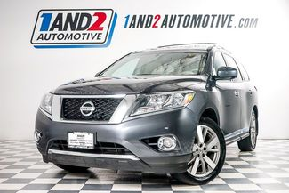 2013 Nissan Pathfinder Platinum in Dallas TX