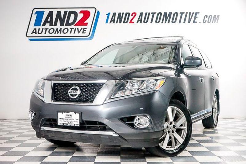 2013 Nissan Pathfinder Platinum in Dallas TX