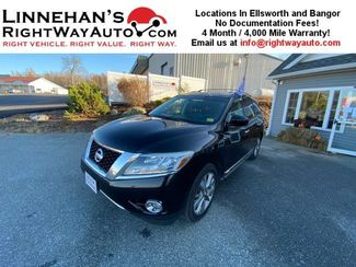 2013 Nissan Pathfinder SL in Bangor, ME 04401