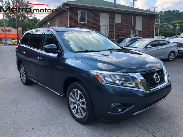 2013 Nissan Pathfinder S in Knoxville, Tennessee 37917