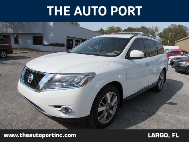 2013 Nissan Pathfinder Platinum W/NAVI in Largo, Florida 33773