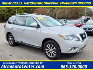 "2013 Nissan Pathfinder SL Premium w/Leather/18"" Alloys in Louisville, TN 37777"