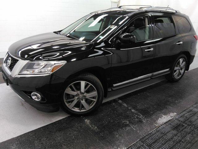 2013 Nissan Pathfinder Platinum in St. Louis, MO 63043