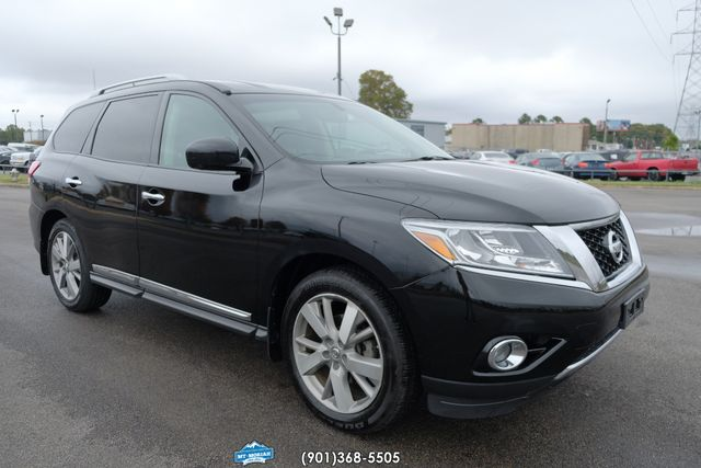 2013 Nissan Pathfinder Platinum in Memphis Tennessee, 38115