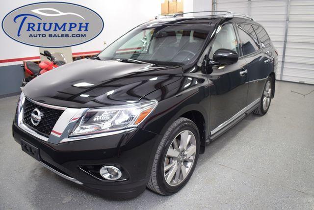 2013 Nissan Pathfinder Platinum in Memphis, TN 38128