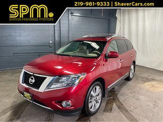 2013 Nissan Pathfinder Platinum in Merrillville, IN 46410