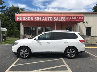 2013 Nissan Pathfinder in Myrtle Beach South Carolina