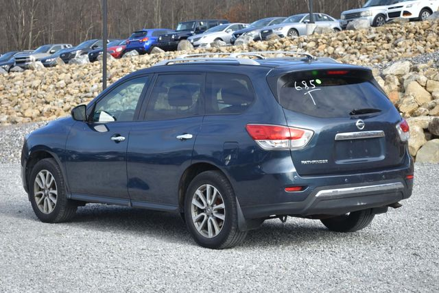 2013 Nissan Pathfinder SV Naugatuck, Connecticut 2