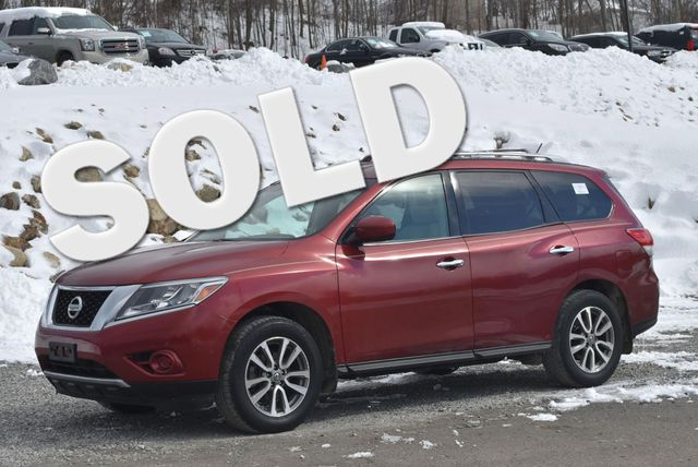 2013 Nissan Pathfinder SV Naugatuck, Connecticut