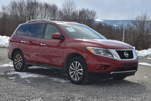 2013 Nissan Pathfinder SV Naugatuck, Connecticut 6