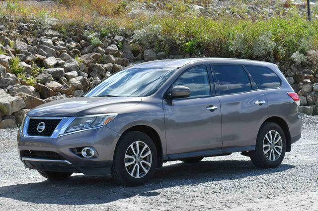 2013 Nissan Pathfinder S Naugatuck, Connecticut 2